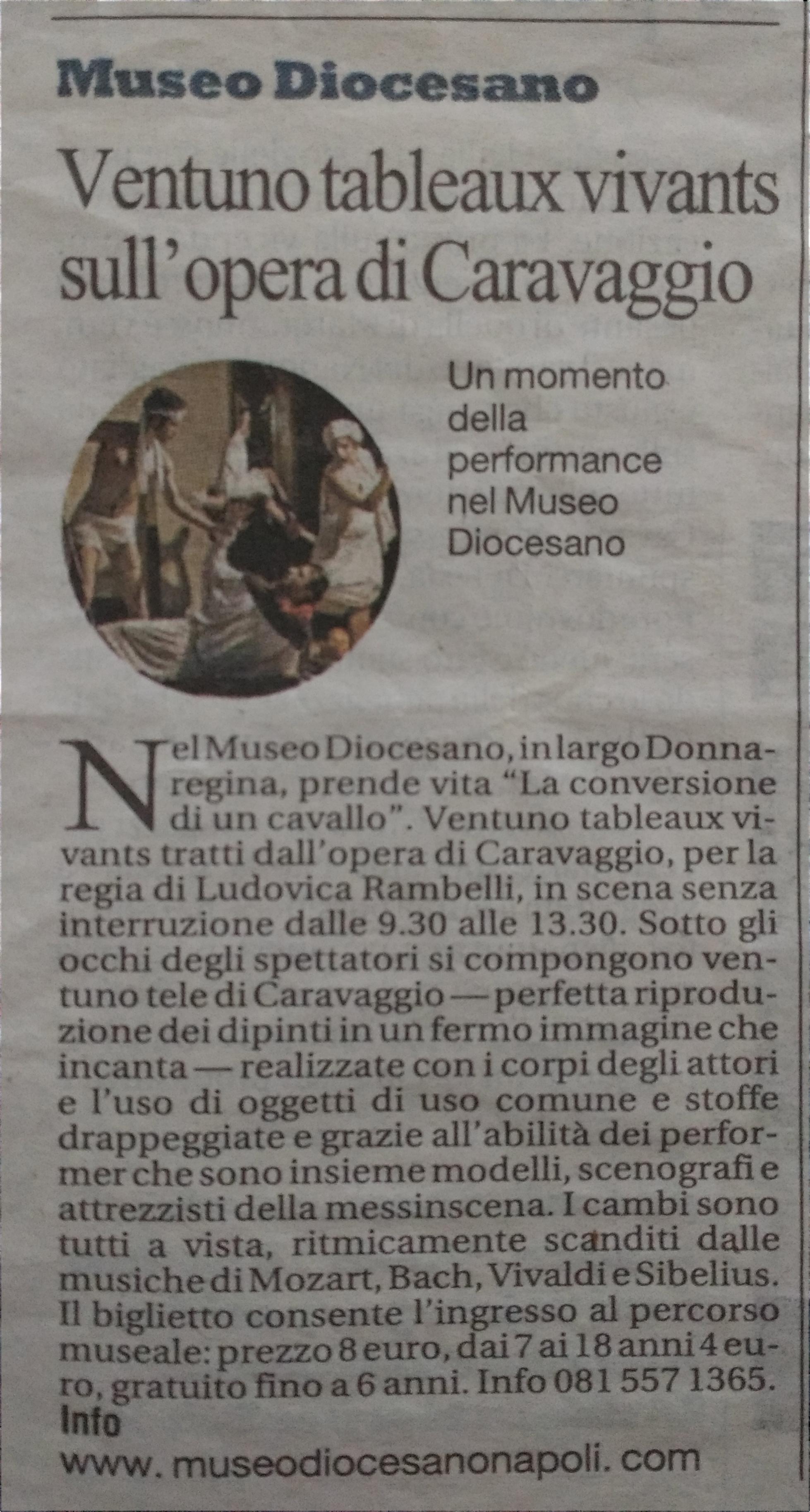 Repubblica ed. Napoli | 28/10/2016